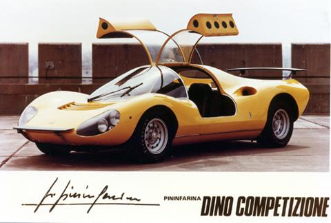 Pininfarina Dino Competizione